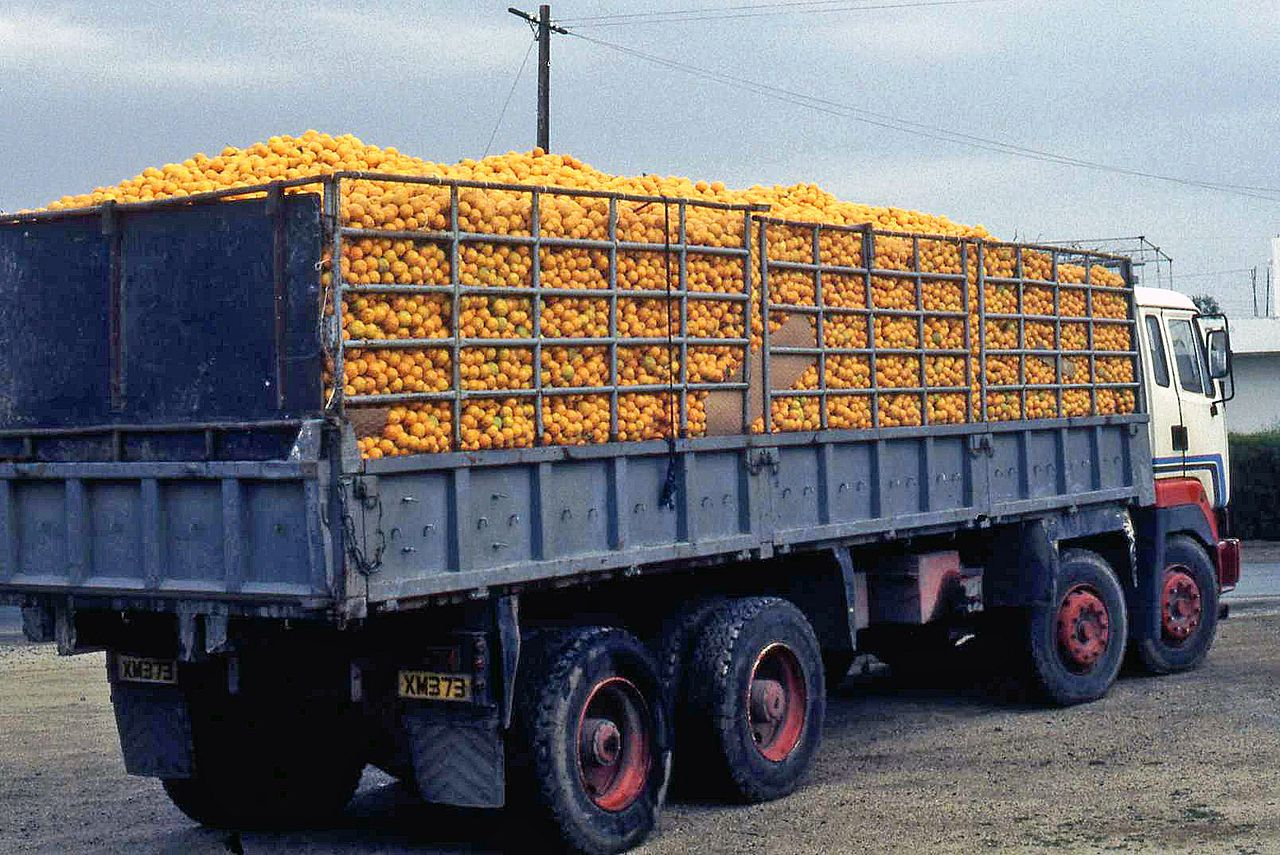 Oranges low-hanging fruits in IBM-PIL blockchain in shipping experiment