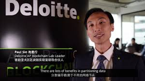 Deloitte Asia acquires blockchain start-up as it ups the ante in the nascent sector