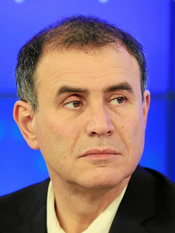 'Dr. Doom' economist Nouriel Roubini says Bitcoin is not a hedge against inflation