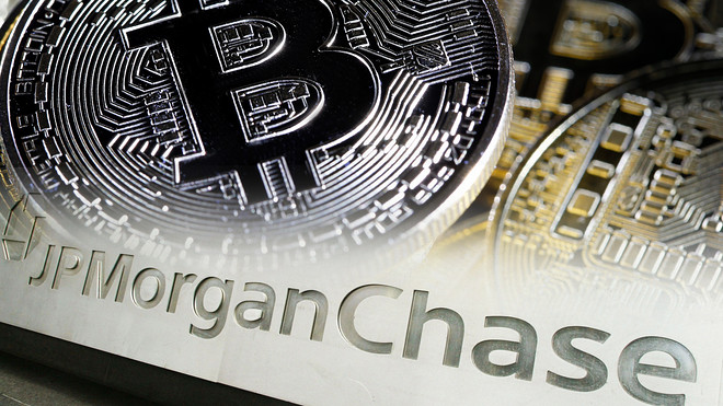 JP Morgan uses blockchain to improve global transfers